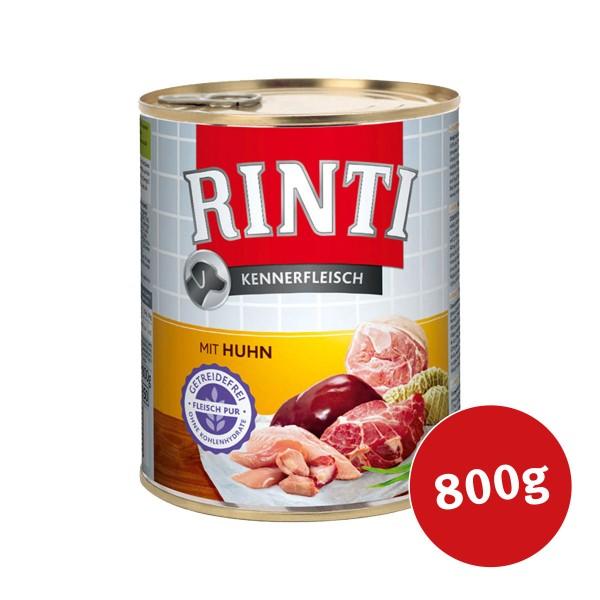 Rinti Hunde-Nassfutter Kennerfleisch mit Huhn