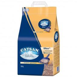 Catsan Ultra Klumpstreu 15l