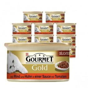 Gourmet Gold Délicatesse en Sauce 12x85g