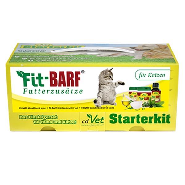 cdVet Fit-BARF Starterkit für Katzen