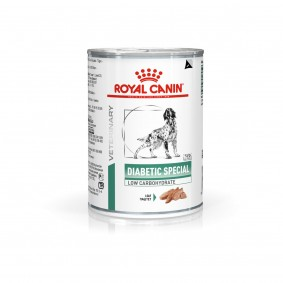 ROYAL CANIN DIABETIC SPECIAL Low Carbohydrate Loaf 410g