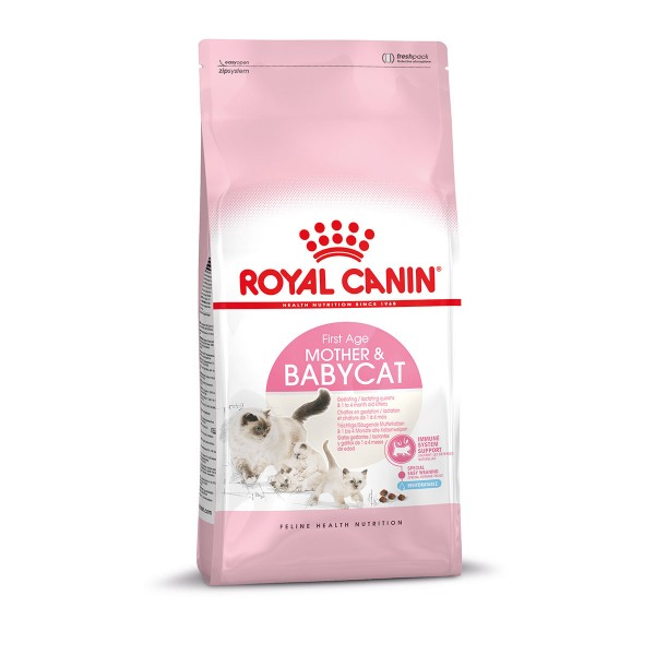 Royal Canin Katzenfutter Mother & Babycat