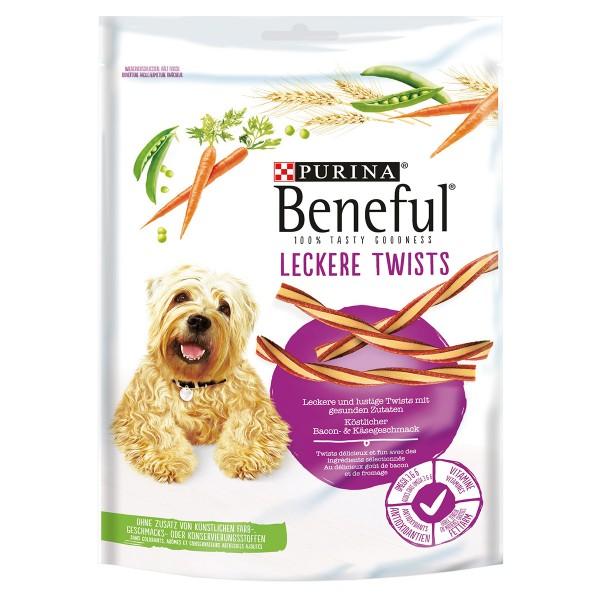 Beneful Hundesnack Leckere Twists 175g