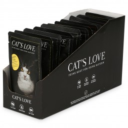 Cat's Love Katzenfutter Multipack