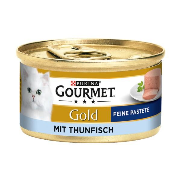 Gourmet Gold Feine Pastete Thunfisch
