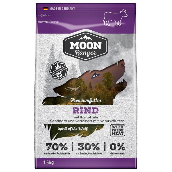 Moon Ranger mit Rind