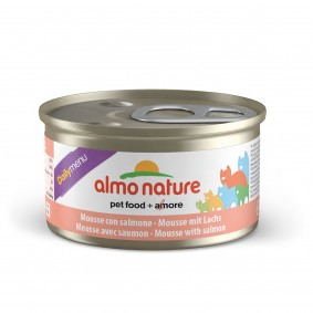 Almo Nature Daily Menu Mousse mit Lachs