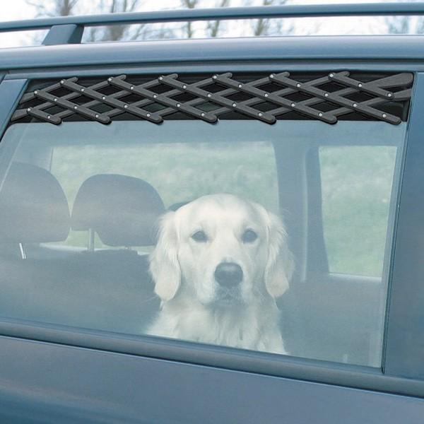 Trixie Frischluftgitter - Dog on Tour von Trixie