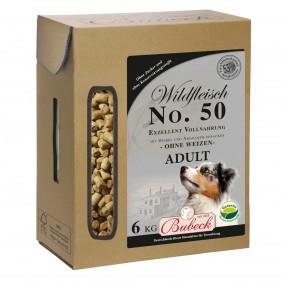 Bubeck Nr. 50 Wildfleisch mit Dinkel & Amaranth 6kg