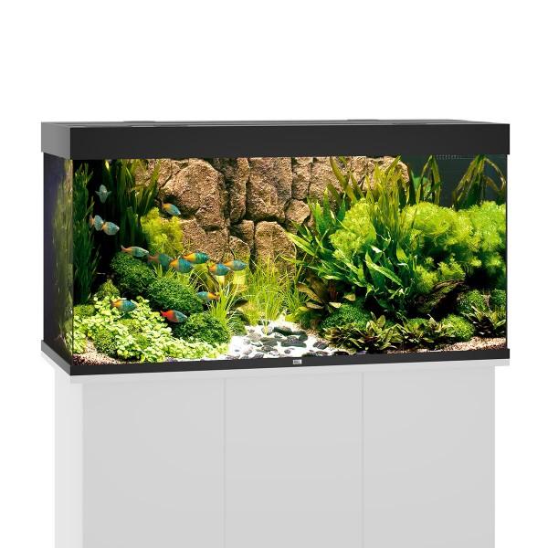 Juwel Rio 300 Aquarium ohne Schrank - Schwarz