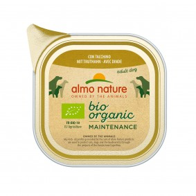 Almo Nature Bio Organic Dog mit Truthahn