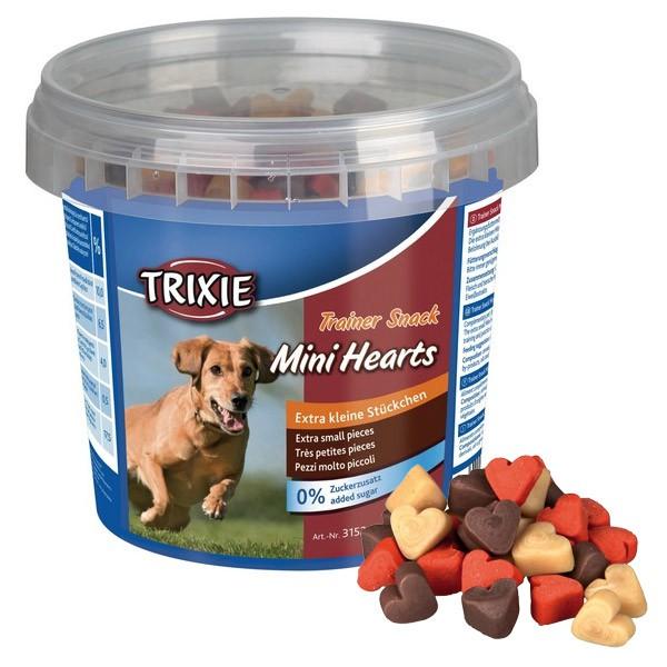 Trixie Trainer Snack Mini Hearts 200g