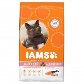 IAMS Katzenfutter Adult Lachs