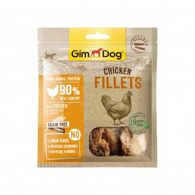 GimDog Chicken Fillets mit grünem Tee 60g