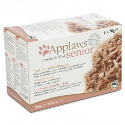 Applaws Cat Senior Selection 6x70g