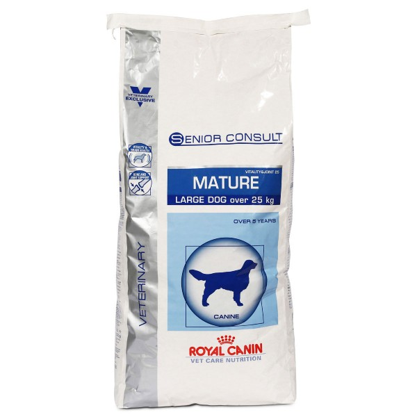 Royal Canin Vet Care Senior Consult Mature Large Dog Vitality & Joint 25 14kg