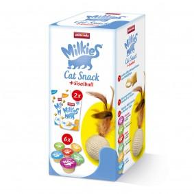Animonda Milkies CatSnack + Sisalball