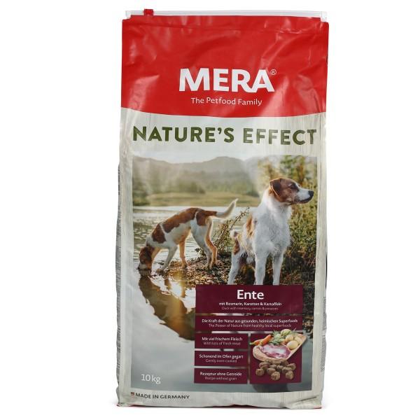 MERA Nature's Effect Trockenfutter Ente