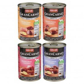 Animonda GranCarno Sensitiv Kartoffel Mixpaket 24x400g