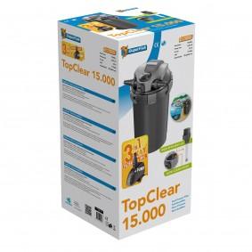 SuperFish TopClear Set Teichdruckfilter inkl. UVC & Pumpe