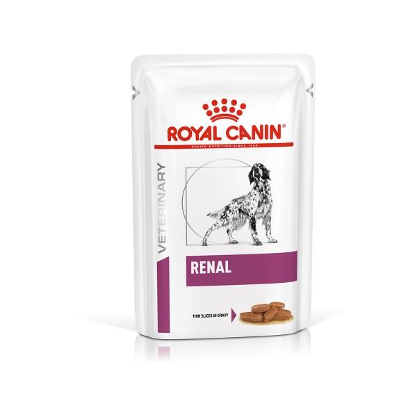 ROYAL CANIN RENAL Feine Stückchen in Sosse 12x100g
