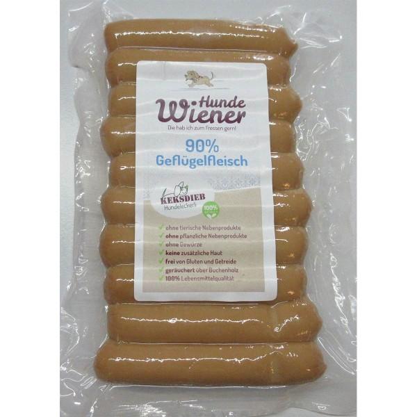 Keksdieb Hundesnack Hunde-Wiener Geflügel