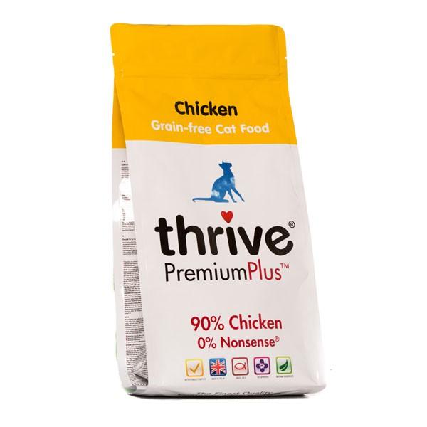 thrive Cat PremiumPlus 90% Huhn 1,5kg