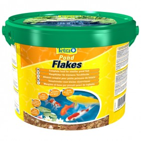 Tetra Pond Teichfutter Flakes