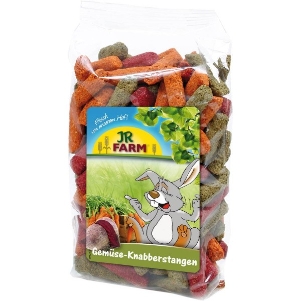 JR Farm Gemüse-Knabberstangen 125g