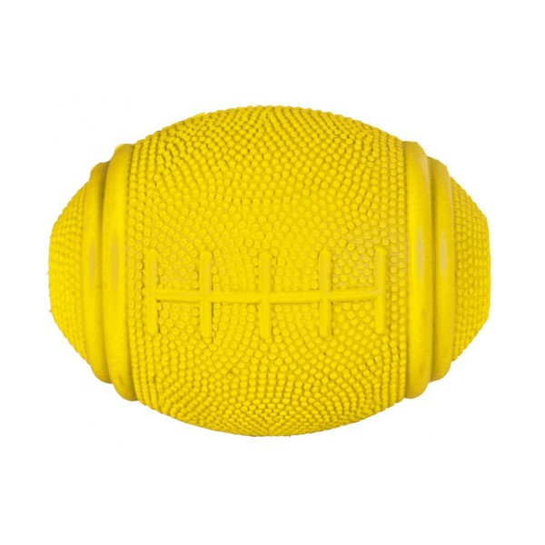 Trixie Dog Activity Snack-Rugbyball Naturgummi