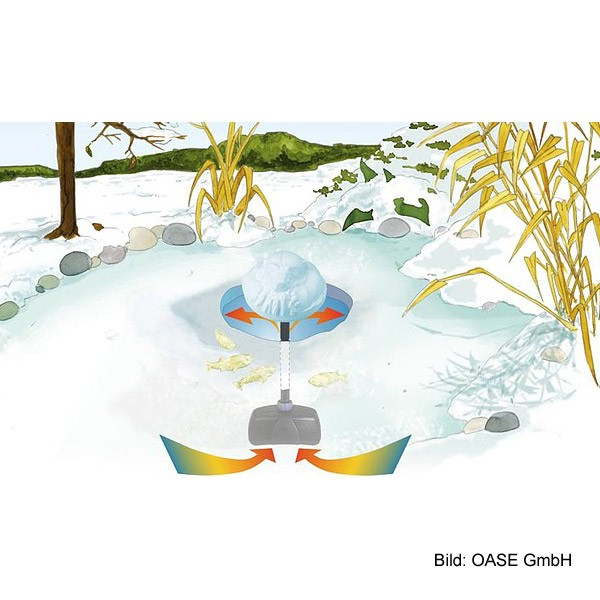 Oase Icefree 20 - Eisfreihalter
