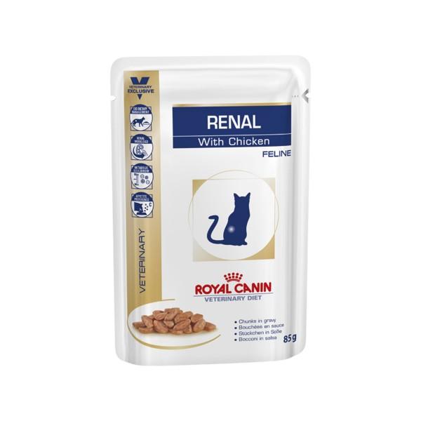 Royal Canin Vet Diet Nassfutter Renal Chicken