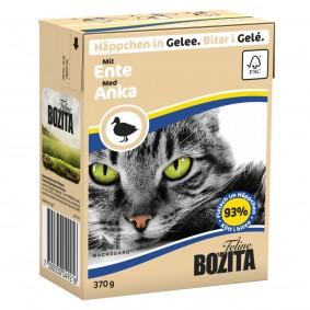 Bozita Häppchen in Gelee mit Ente 16x370g