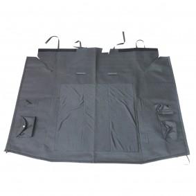 ZooRoyal Kofferraum Schondecke Universalgröße schwarz