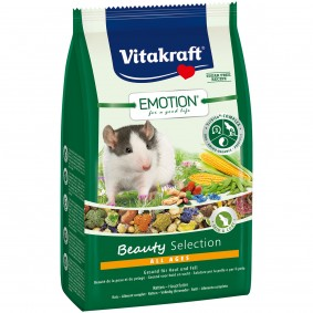Vitakraft Emotion Beauty Selection Ratten 600g