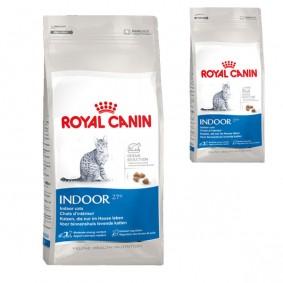 Royal Canin Kartzenfutter Indoor 27 4 Kg + 400 g gratis