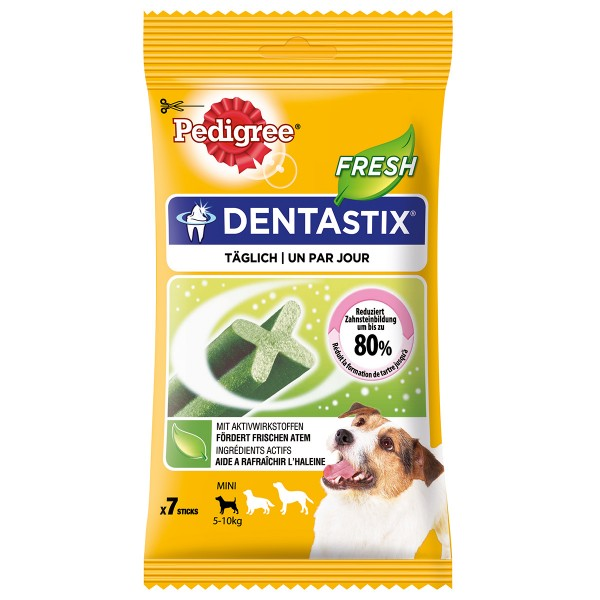 Pedigree DentaStix Fresh 7 Stück