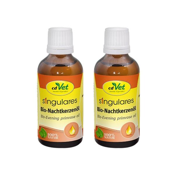 cdVet Singulares Bio-Nachtkerzenöl DAB 2x50ml