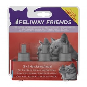Feliway® Friends 3 x 48 ml Vorteilspack