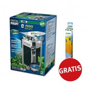 JBL Cristal Profi greenline e902 + Cleany Schlauchreinigungsbürste gratis