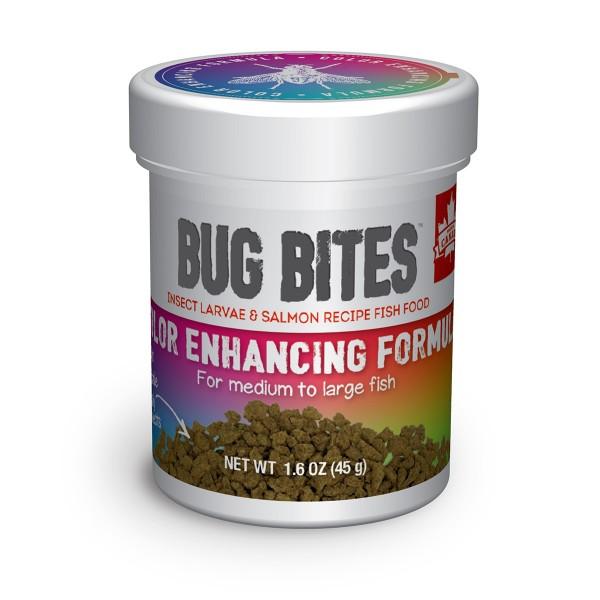 Fluval Bug Bites farbverst. Futter M-L 45g
