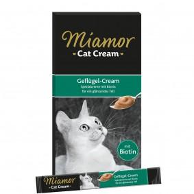 Miamor Cat Cream Geflügel-Cream