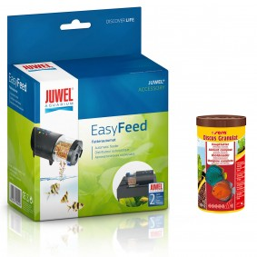 Juwel EasyFeed +  Sera discus granulat 1000ml