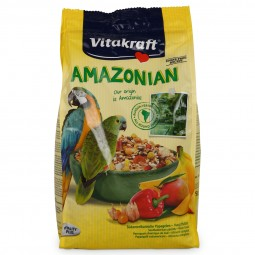Vitakraft Vogelfutter Amazonian 750g