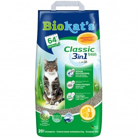Biokat fresh litière pour chats