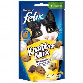 Felix Knabber Mix Dreikäsehoch