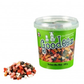 Goodeez Hundesnack Trainer Mix Mini 500g