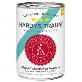 Hardys Traum Edition Cornelia Poletto hovězí s klasickou zeleninou