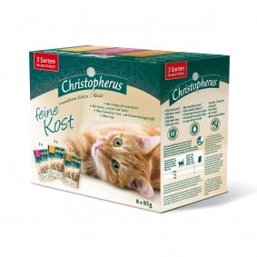 Christopherus 8er multipack, 680 g