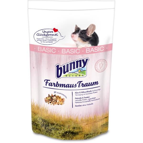 Bunny FarbmausTraum basic 500g